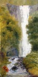 Island Waterfall II 2013