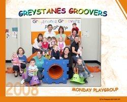 Monday Group 2008