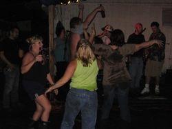 Mud Dancing