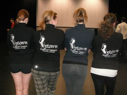 NAC workshop with Colin Dunne from Riverdance