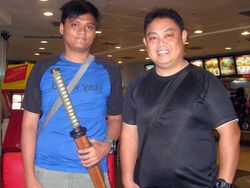 SKS Phils Custom Made Bokken with Saya