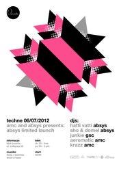 2012.07.06 - Techne @ Puenta - Olsztyn