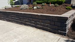 Portland Retaining Wall