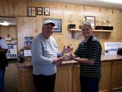 Preliminary Handicap RunnerUp Champ