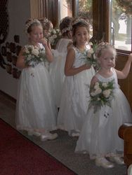 Cutie patooties a.k.a Flower girls