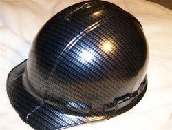 Carbon Hard Hat