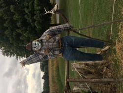 Scarecrow Contest Winner