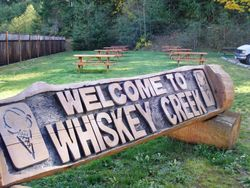 Hello From Whiskey Creek!!