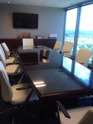 CONFERENCE GLASS TOP