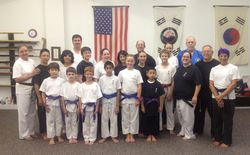 September 2013 - Instructor Clinic