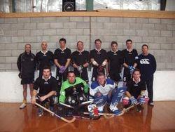 Team at Wanganui Stadium