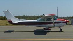 Cessna 182Q VH-PKA