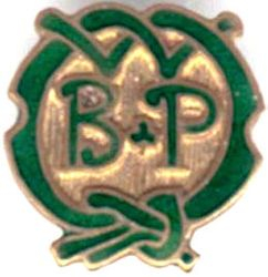1932 - 1968 Guide Guider Warrant Badge