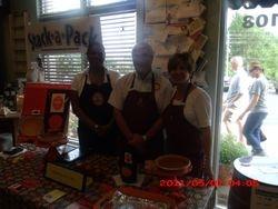 Owners of Savory Spice Shop Bob & Cindy Jones