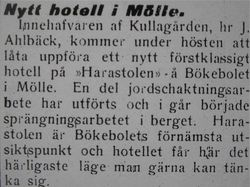 Grand Hotell Ahlbeck 1908