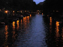 Amsterdam Canal 4
