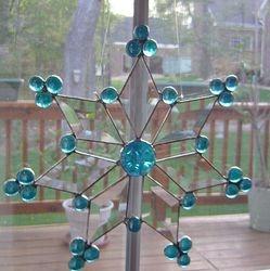 Bevel Snowflake