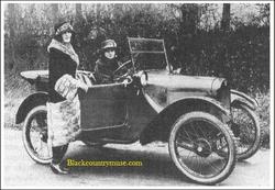 Austin Motors. 1922.