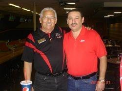 Frank Mateo & John Almaraz
