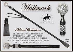 Hallmark Milan Cane $209 + Post