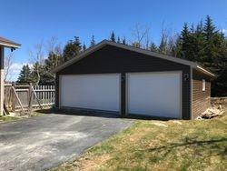 30' x 25' Deluxe Garage
