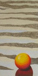 SOLD Sand Ripples with Yellow Buoy