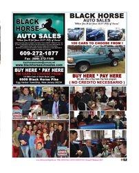 BLACK HORSE AUTO SALES