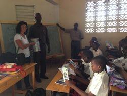 École Saint-Joseph, Carries, Haiti