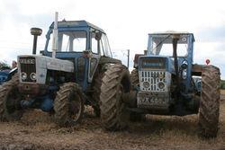 County & Roadless 6cyl tractors