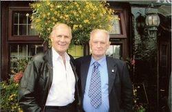 Steve Veidor and Ted Fretwell