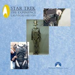 """Borg, """"Star Trek:  The Experience"""" at the Las Vegas Hilton"""