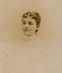 Nettie Evans of Gardner, MA