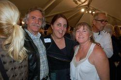 Mike Boeck, Mary Dahl and Marsha Judd