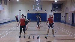 Bootcamp with Fit4 adventure