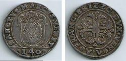 1631-1646 Venitian Scuda