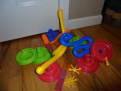 Marble Run Pieces - $5