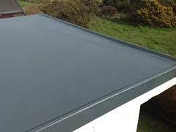 GRP Roof - Fibreglass.