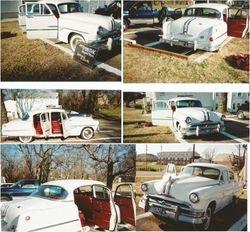 10.  53 Pontiac Chieftain Deluxe