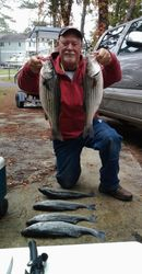 Staff  Trip  For  Sound  Rockfish