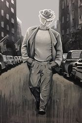 Broadway Stroll