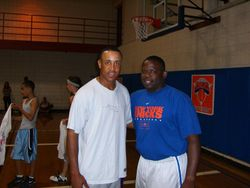 New York Knick  Camp