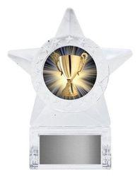 Beautiful crystal awards available