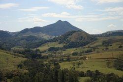 Pico da Forquilha em Jacutinga Minas Gerais