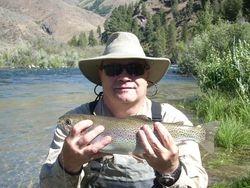 Boise River Rainbow