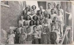 Marklesburg School 1947