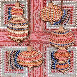 SOLD - Ornaments 2