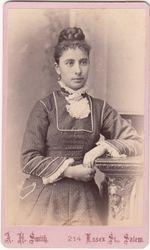 Ada Conway of Salem, Massachusetts