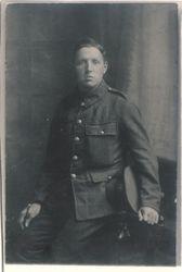 John Haigh WW1
