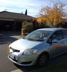 Driving School South Yarra - Toyota Corolla Hatch  - Automatic