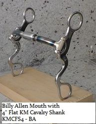 Billy Allen mouthpiece